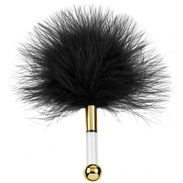 Sinful Deluxe Feather Tickler Gold Edition  1
