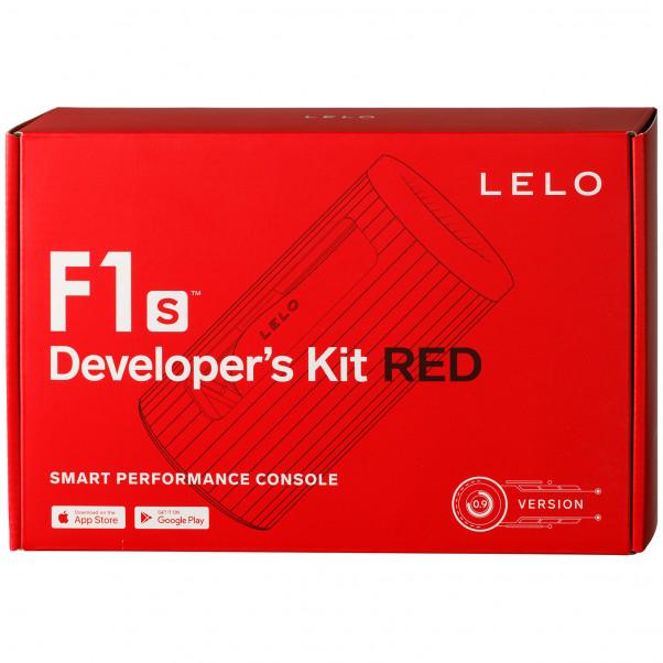 LELO F1s Developer's Kit RED Onaniprodukt bild på förpackningen 90