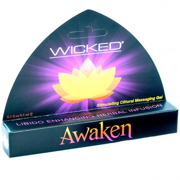Wicked Awaken Stimulerande Klitorisgel 8 ml  3