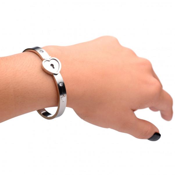 Master Series Armband med Lås och Nyckelhalsband  3