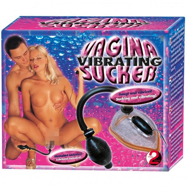 You2Toys Vibrerande Vaginapump  4