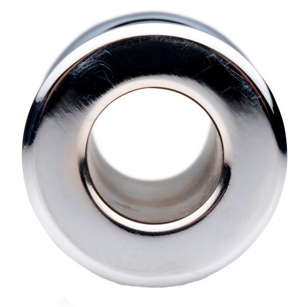 Master Series Aluminium Tunnel Buttplug  3