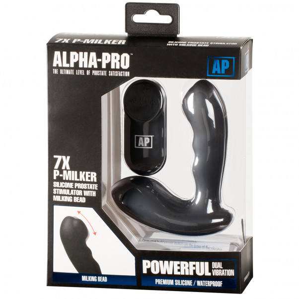 Alpha-Pro 7X P-Milker Prostatastimulator  9