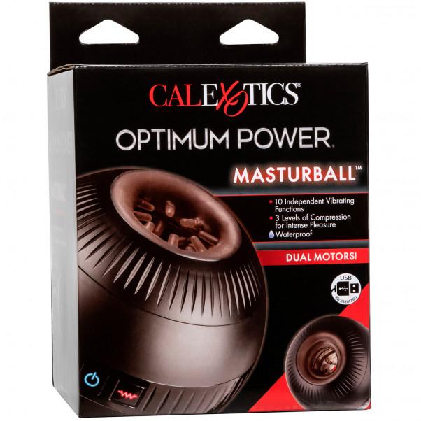 CalExotics Optimum Power Vibrerande Masturball  6