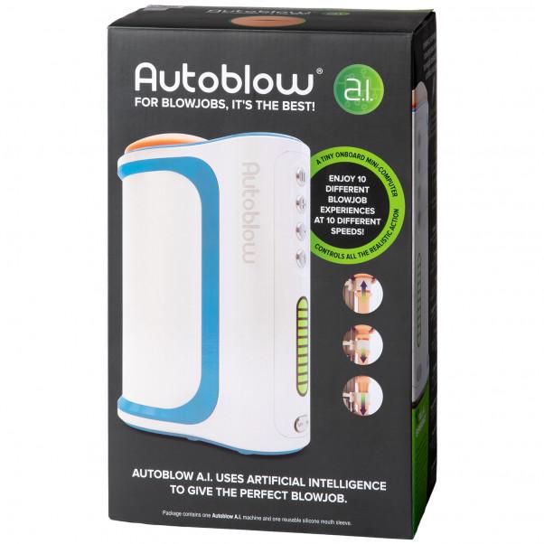 Autoblow A.I. Blowjob Maskin  7