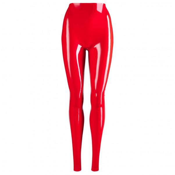 Late X Latex Leggings Röd  4