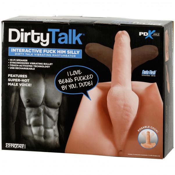 PDX Male Interaktiv Fuck Him Silly Masturbator  100