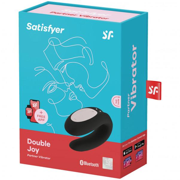 Satisfyer Double Joy Appstyrd Parvibrator  100