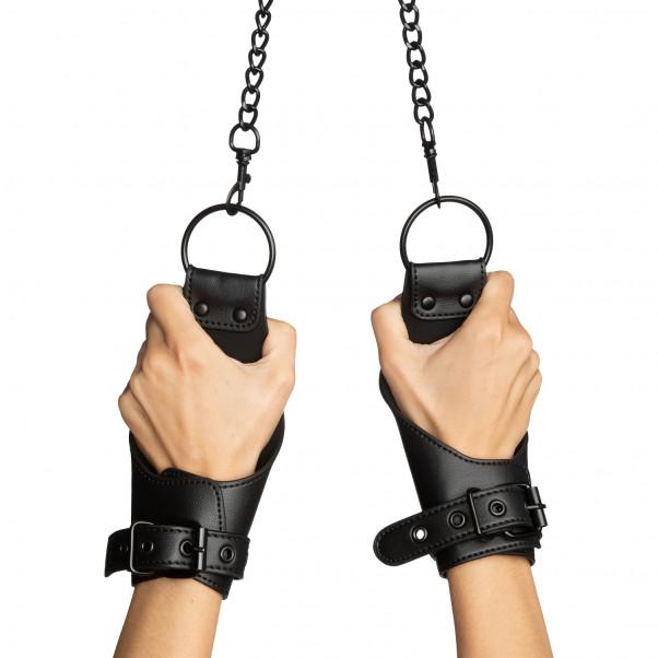 Obaie Hanging Manschetter i Konstläder