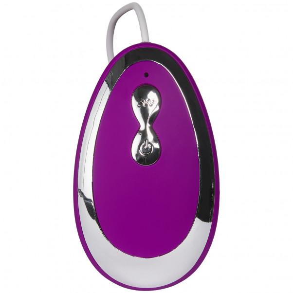 Baseks Bunny Tickler og Vibrator Æg med Fjernbetjening Product 2