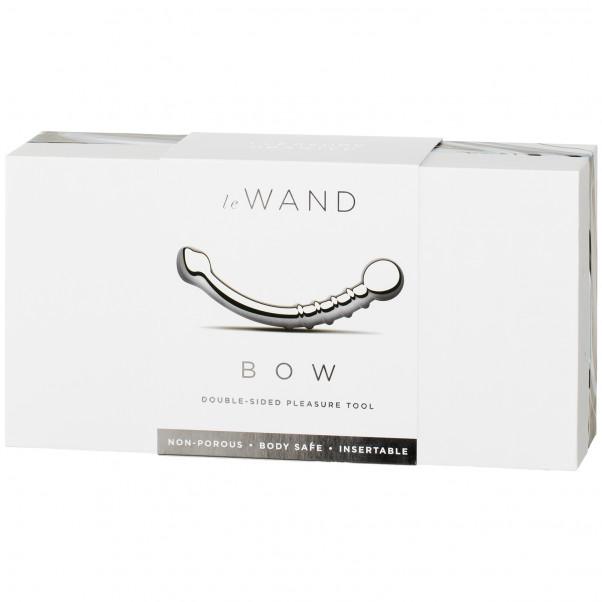 Le Wand Bow Stimulator i Stål