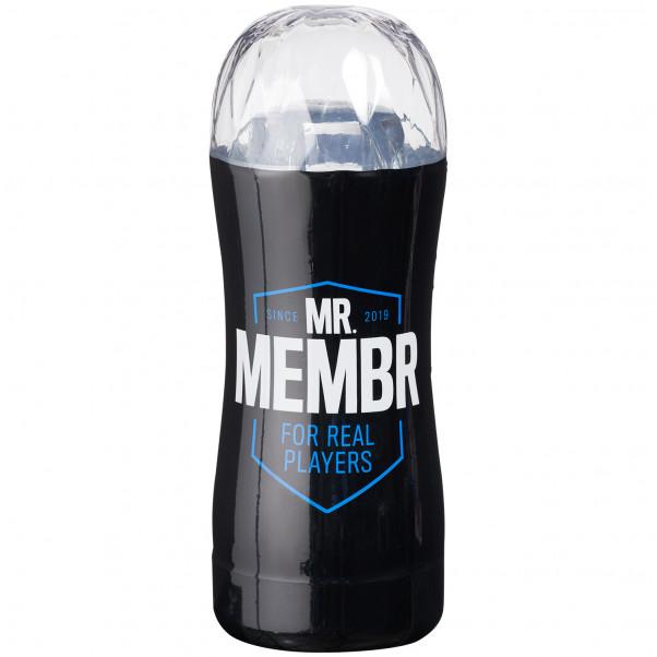 Mr. Membr Edge Klar Masturbator bild på förpackningen 1
