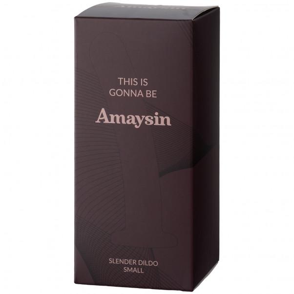 Amaysin Slender Dildo Small bild på förpackningen 90