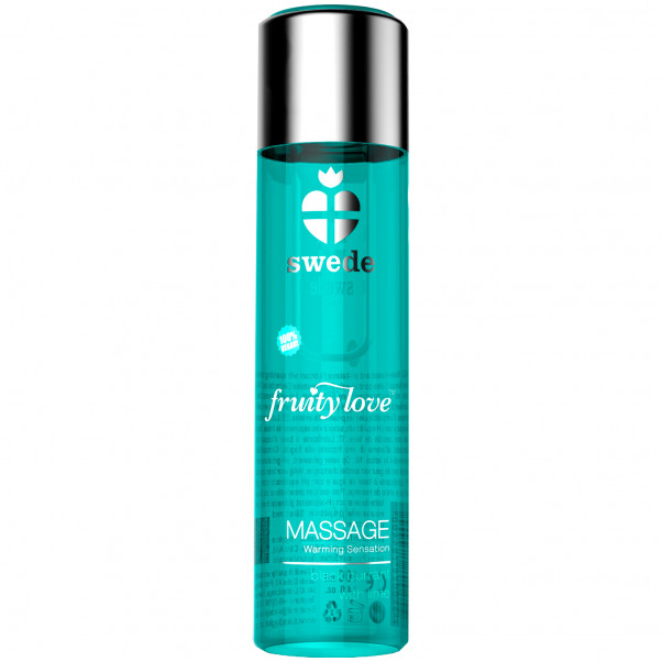 Swede Fruity Love Warming Flavoured Massage Lotion 120 ml Product 4