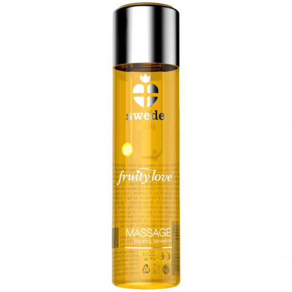 Swede Fruity Love Warming Flavoured Massage Lotion 120 ml Product 6