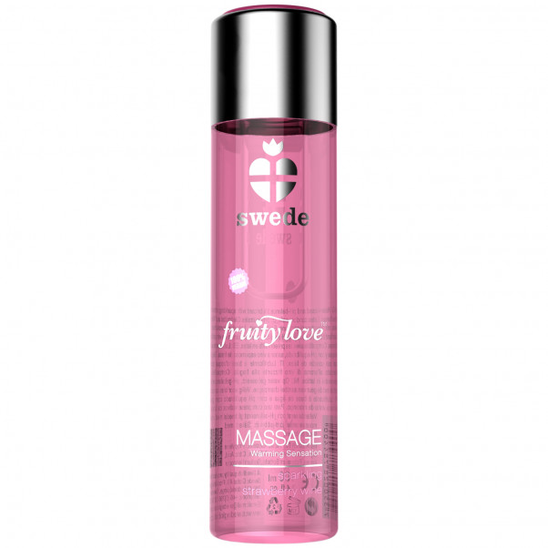 Swede Fruity Love Warming Flavoured Massage Lotion 120 ml Product 1