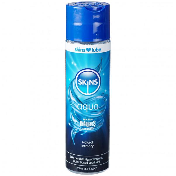 Skins Aqua Water-based Lube 250 ml Product 1
