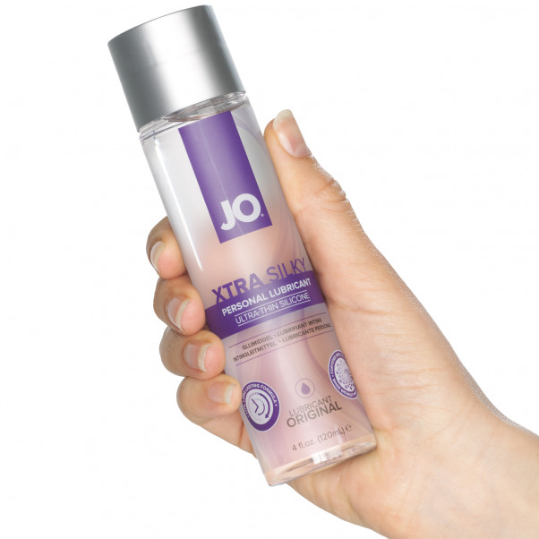 System JO Xtra Silky Thin Silicone Lube 120 ml  50