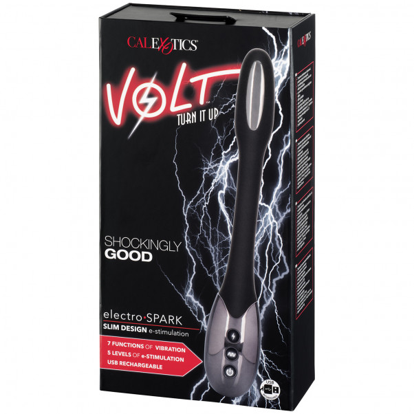 CalExotics Volt Electro Spark E-stim Vibrator Pack 90