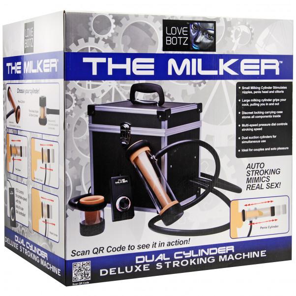 LoveBotz The Milker Automatic Deluxe Stroker Sexmaskin  10