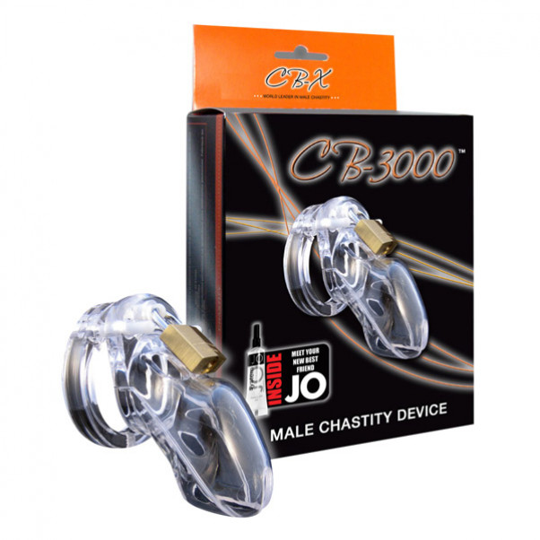 CB-3000 Kyskhedsbur För Män