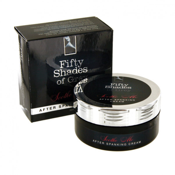 Fifty Shades of Grey Efter Spanking Kräm