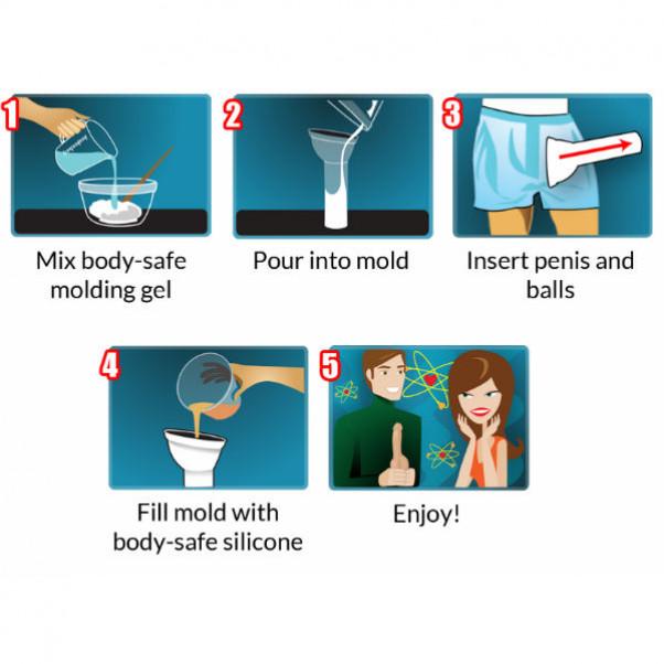 Make Your Own Dildo Vibrator
