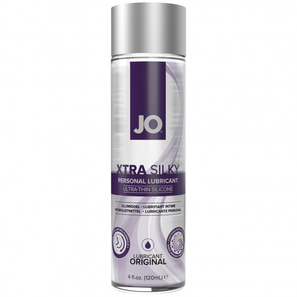 System JO Xtra Silky Thin Silicone Lube 120 ml  1