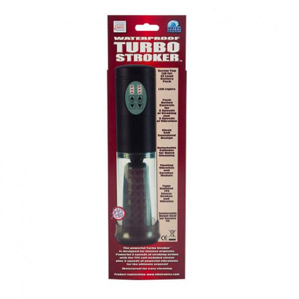 Turbo Stroker Onaniprodukt til Mænd