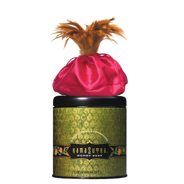 Kama Sutra Honey Dust ätbart Puder 200 g