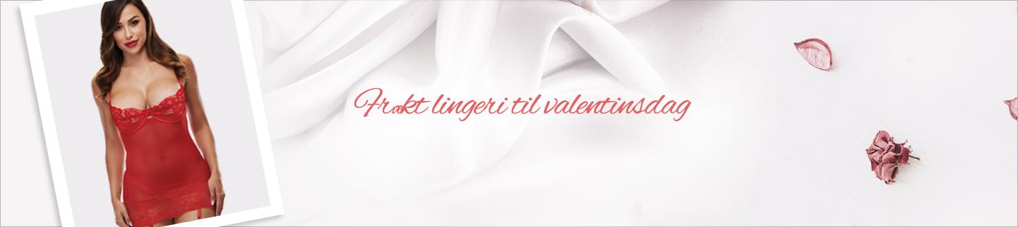 Valentinsdag Undertøj
